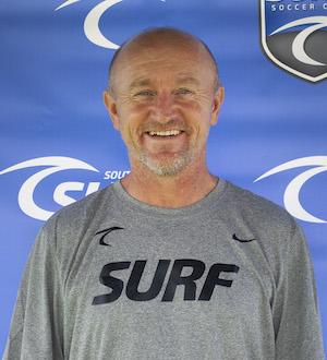 South Carolina Surf Andy Grist