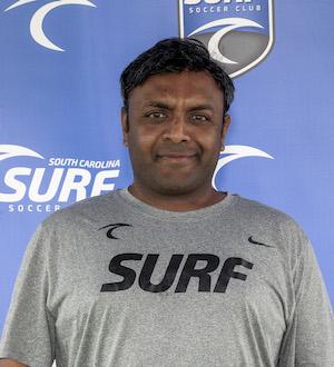 South Carolina Surf Sachin Patel