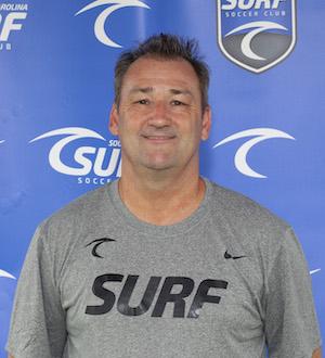 South Carolina Surf Paul Henson
