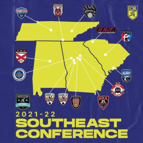 ECNL Southeast Conference